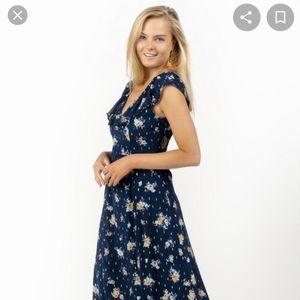 Francesca Marci Maxi Dress